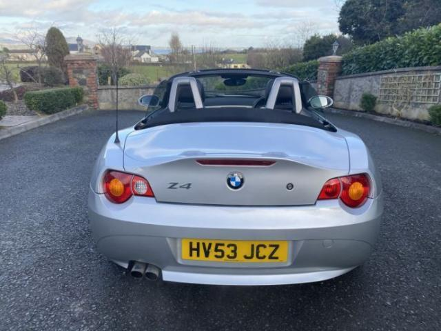 Image for 2003 BMW Z4 003 (53) Bmw Z4 3.0 Roadster Convertible 2d auto Full Leather interior !