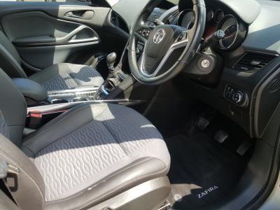 2012 Vauxhall Zafira