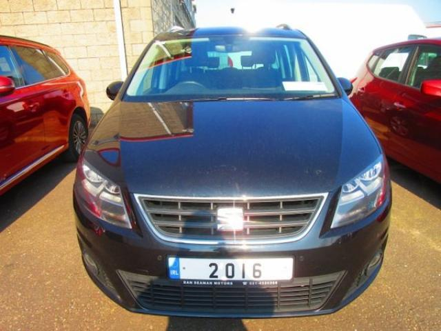 Image for 2016 SEAT Alhambra 7 Seater-se Ecomotive TDi 150 Ecomo
