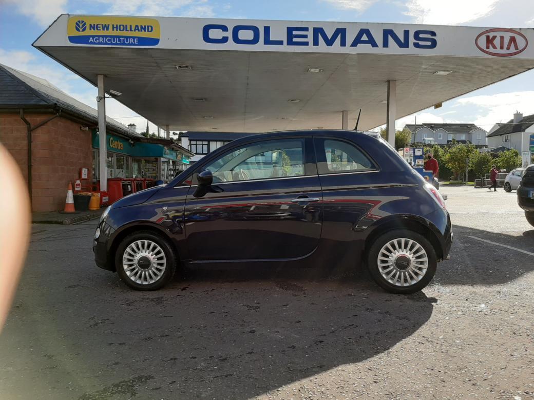 2014 Fiat 500