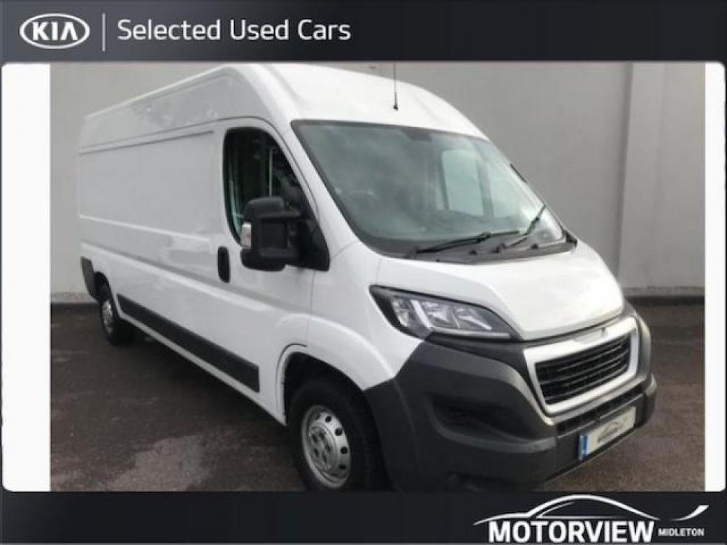 Image for 2015 Peugeot Boxer 130BHP Great Power Efficiency - Cou