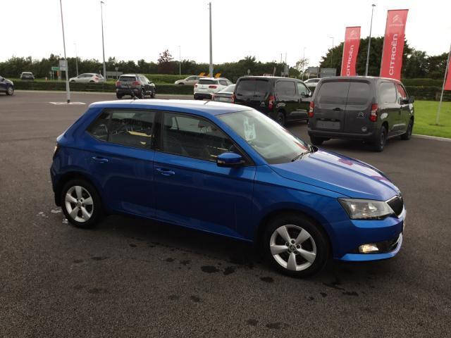 Image for 2015 Skoda Fabia AMBITION 1.4 TDI 90BHP 4DR