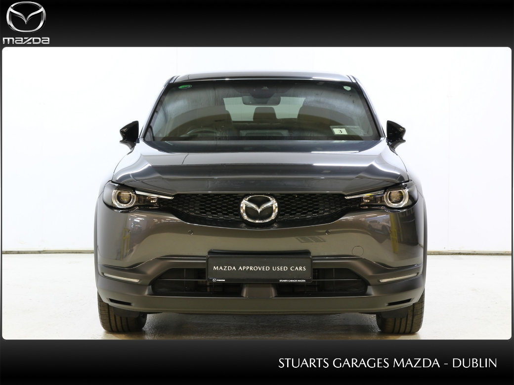2021 Mazda MX-30