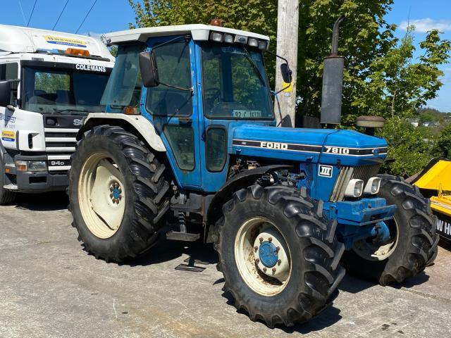 1992 New Holland 7810S