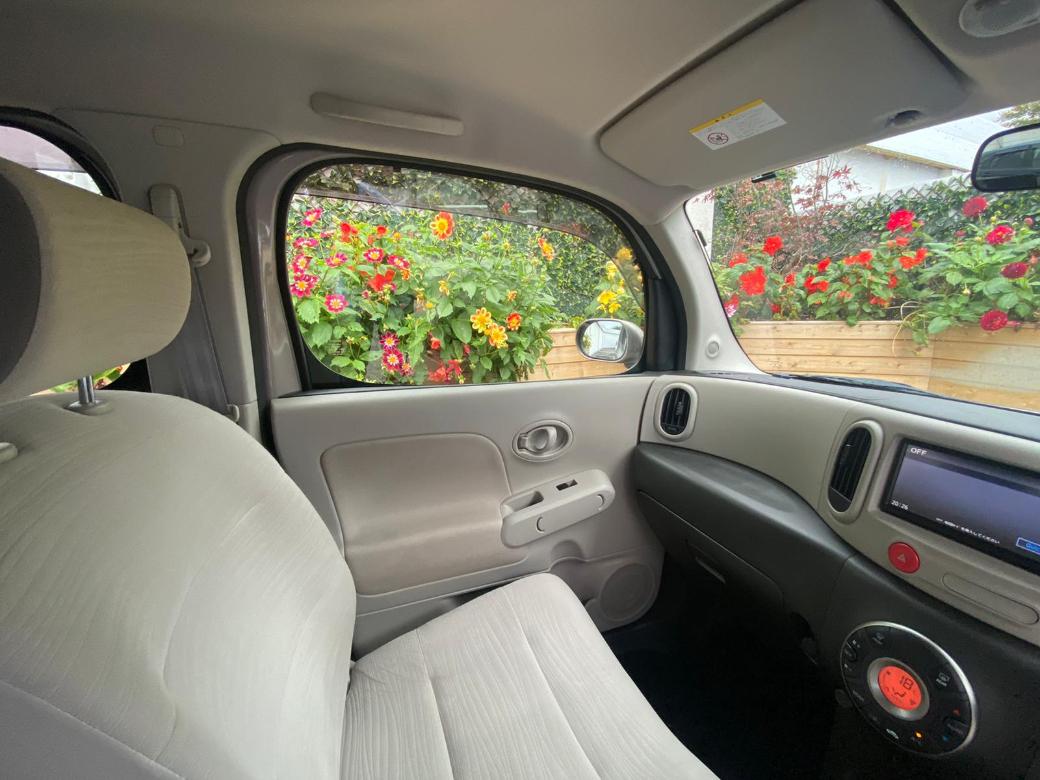2013 Nissan Cube