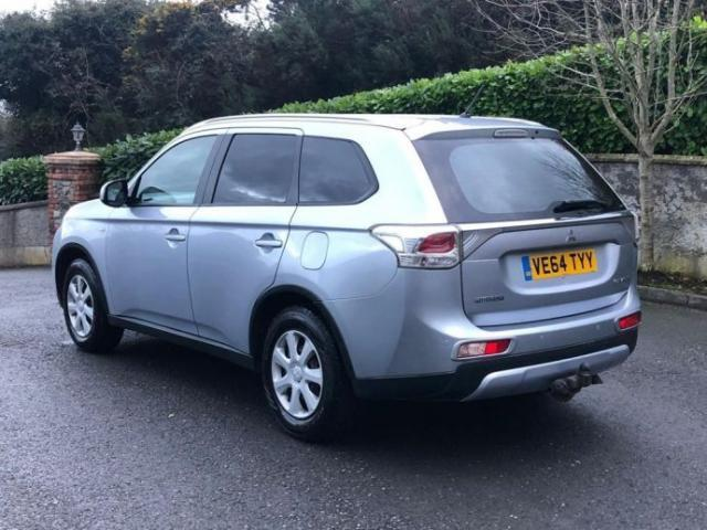 Image for 2015 Mitsubishi Outlander 2.2DI-D (148bhp) 4X4 GX1 4Work Man MPV 5d Fully Serviced and Ready for the road !