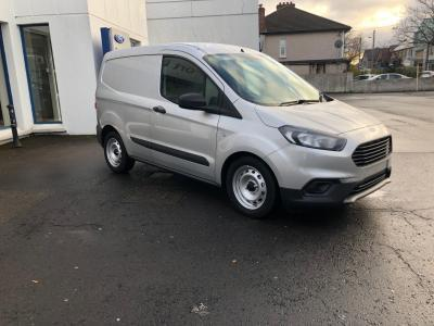 2021 Ford Courier