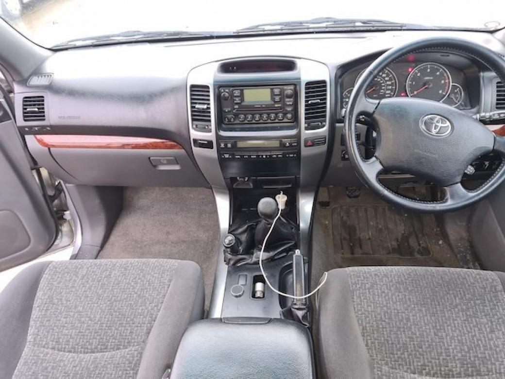2008 Toyota Landcruiser