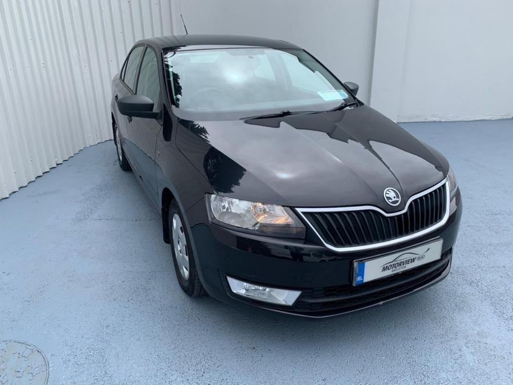 Image for 2014 Skoda Rapid Active 1.2mpi