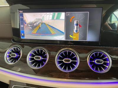 2018 Mercedes-Benz E Class