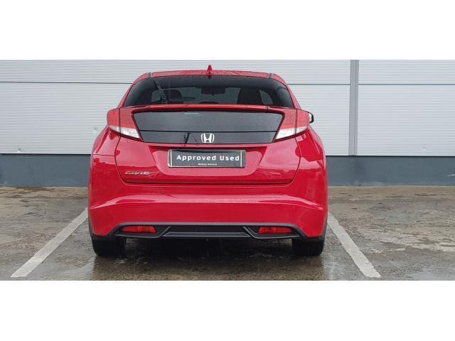 Image for 2014 Honda Civic 1.6 I-dtec Sport 4DR