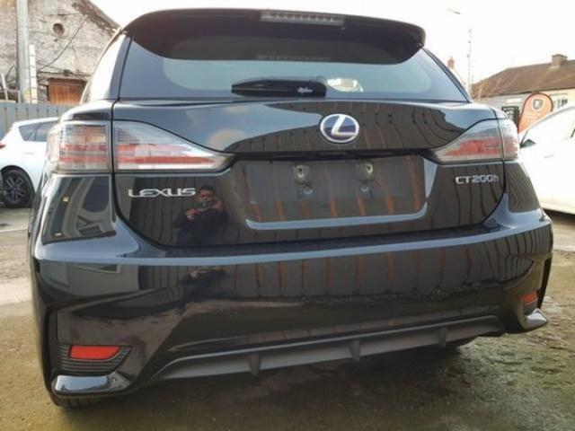 Image for 2015 Lexus CT 200h 1.8 S Auto