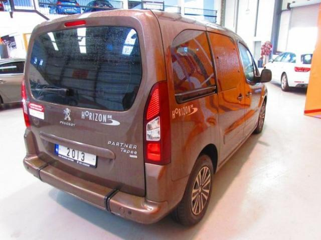 Image for 2013 Peugeot Partner 3 Seat Wheelchair Accessible-se HDi 92 EGC Auto Start/stop