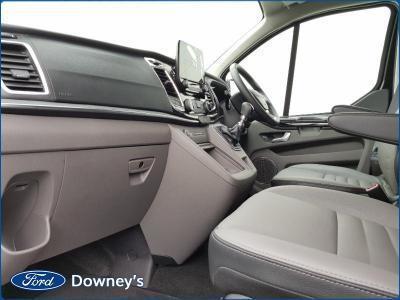 2020 Ford Transit Custom