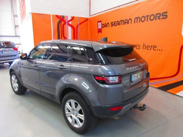 Image for 2017 Land Rover Range Rover Evoque 4WDEvoque SE Tech TD4 180 BHP 5DR
