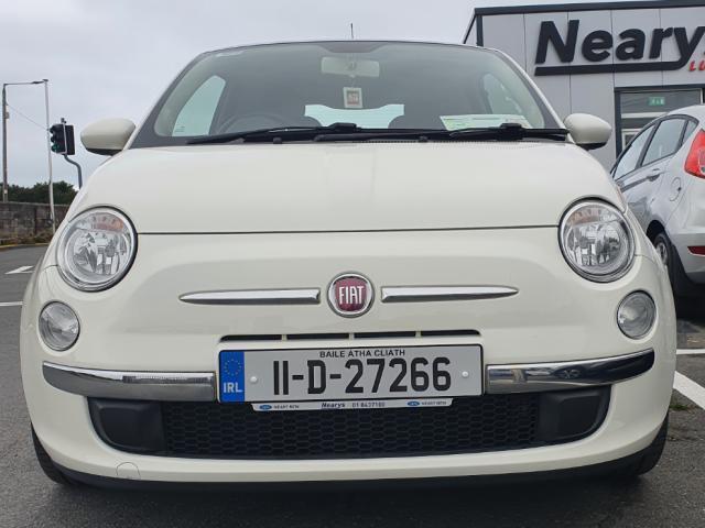 2011 Fiat 500