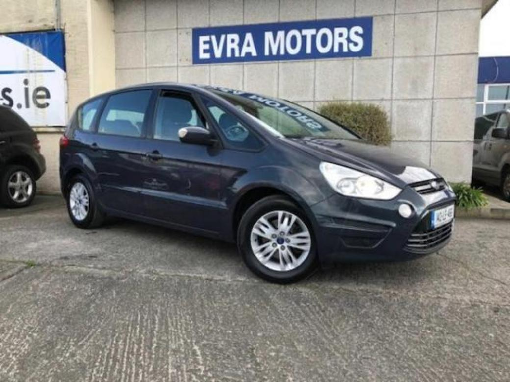 Image for 2014 Ford S-Max 1.6 Tdci Zetec 113BHP S/S 5DR