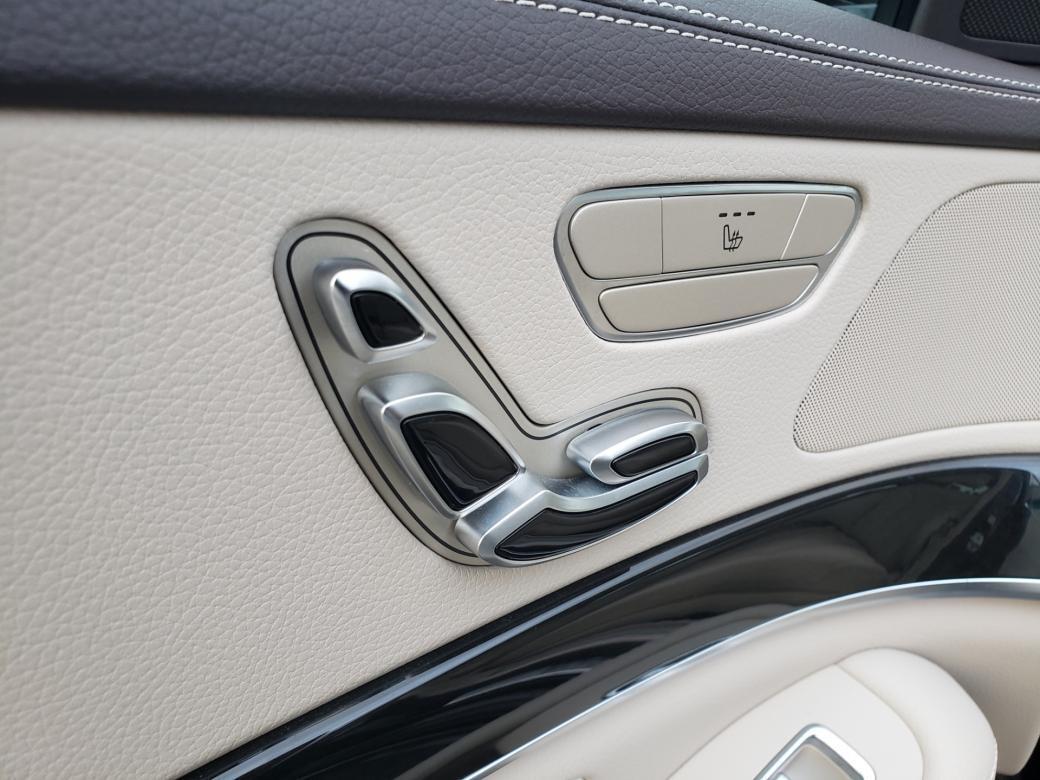 2017 Mercedes-Benz S Class