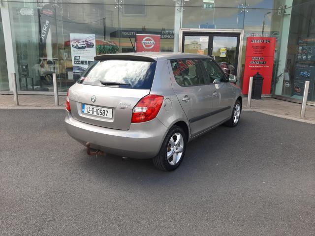 Image for 2012 Skoda Fabia Ambition 1.2htp 44KW 4DR Covid 19 ; Remote Contact and Finance Options Available.
