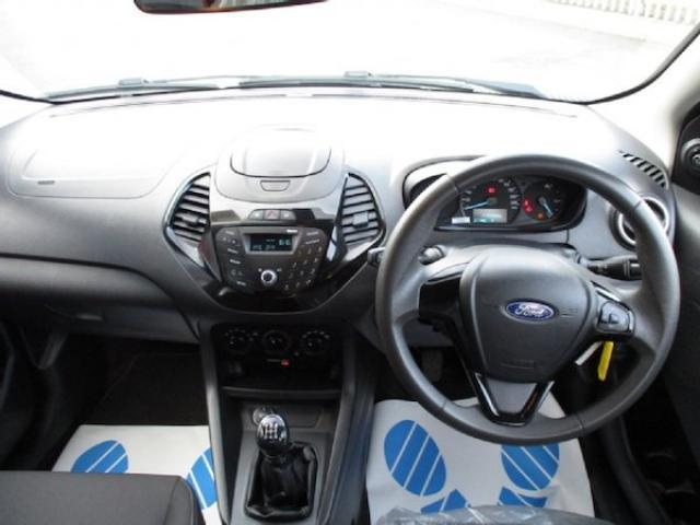 2018 Ford Ka