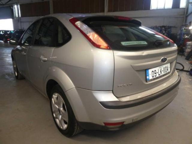 Image for 2009 Ford Focus 1.6 Tdci Style 90bhp 5DR