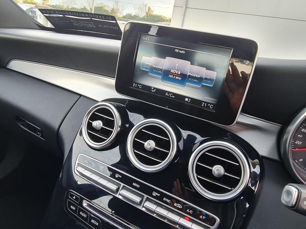 2017 Mercedes-Benz C Class