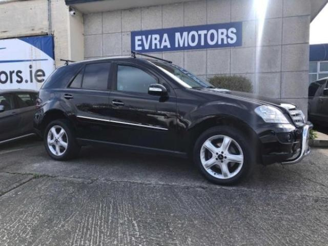 Image for 2009 Mercedes-Benz ML Class ML 280 CDI Commercial 4DR Auto new Doe