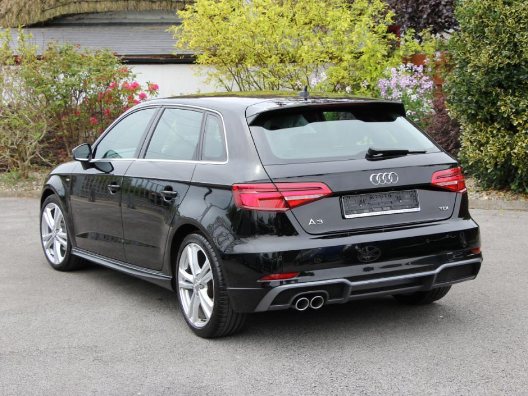 2018 Audi A3