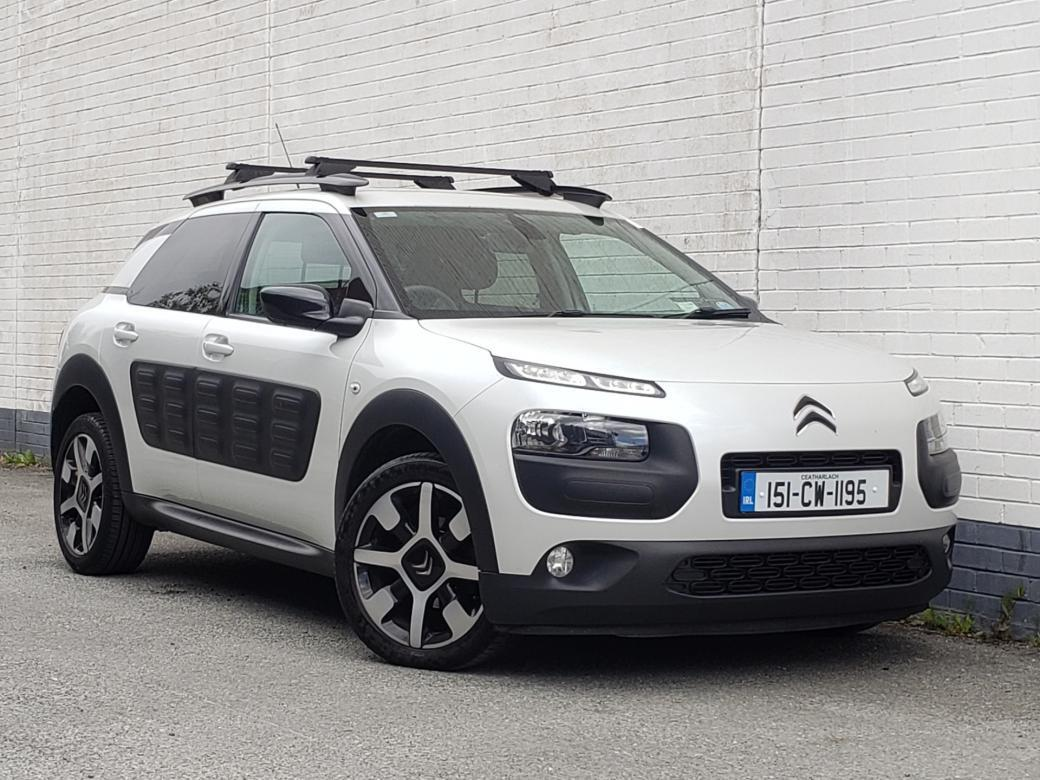 Image for 2015 Citroen C4 Cactus 1.6 HDI BLUE 100BHP MODEL // SAT NAV // REVERSE CAMERA // FINANCE THIS CAR FOR ONLY €38 PER WEEK