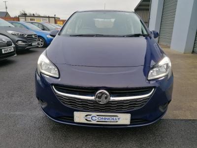 2018 Vauxhall Corsa