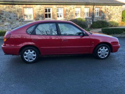 Image for 1999 Toyota Corolla 1999 Toyota Corolla 1.6 GS Hatchback 5d Only 47, 000 Miles