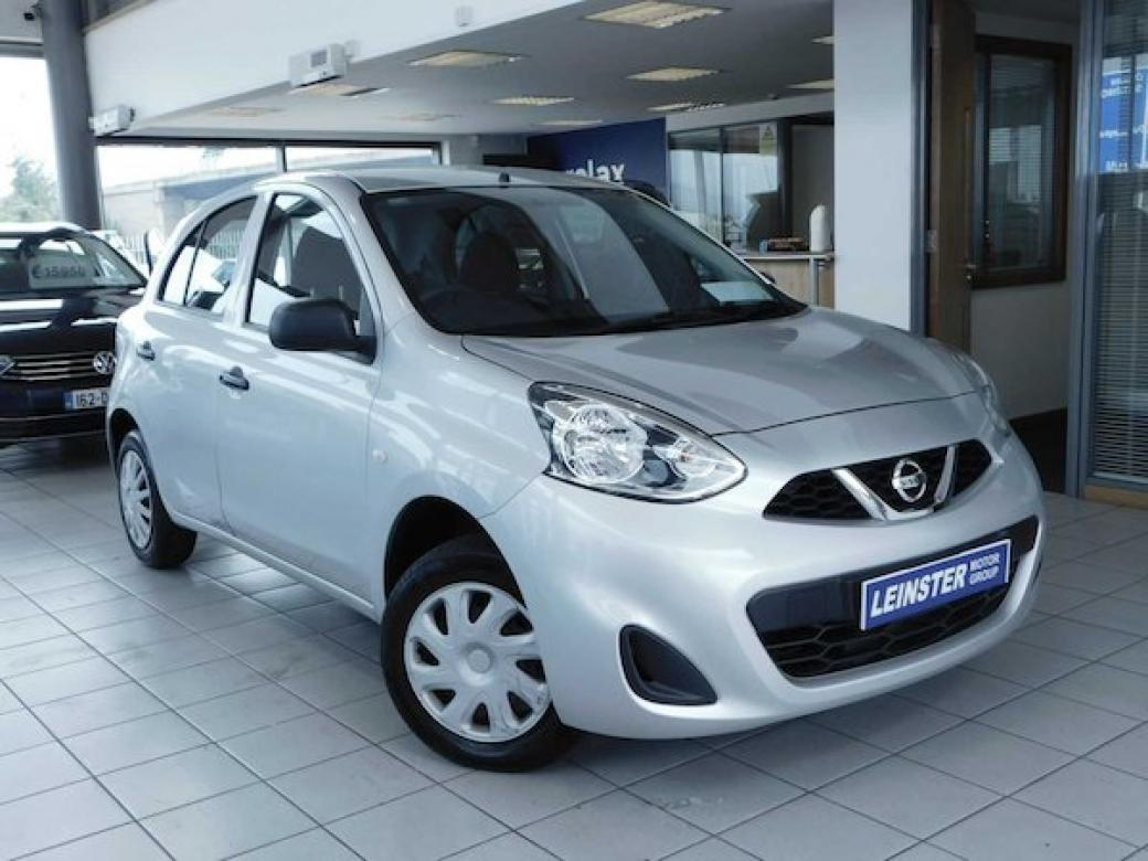 Image for 2017 Nissan Micra 1.2 XE AUTOMATIC HATCHBACK, 2017