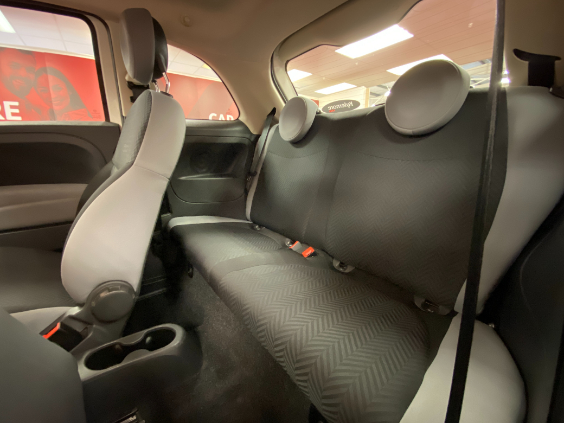 2017 Fiat 500
