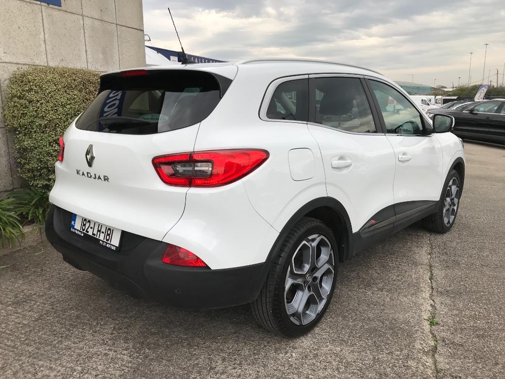 2018 Renault Kadjar