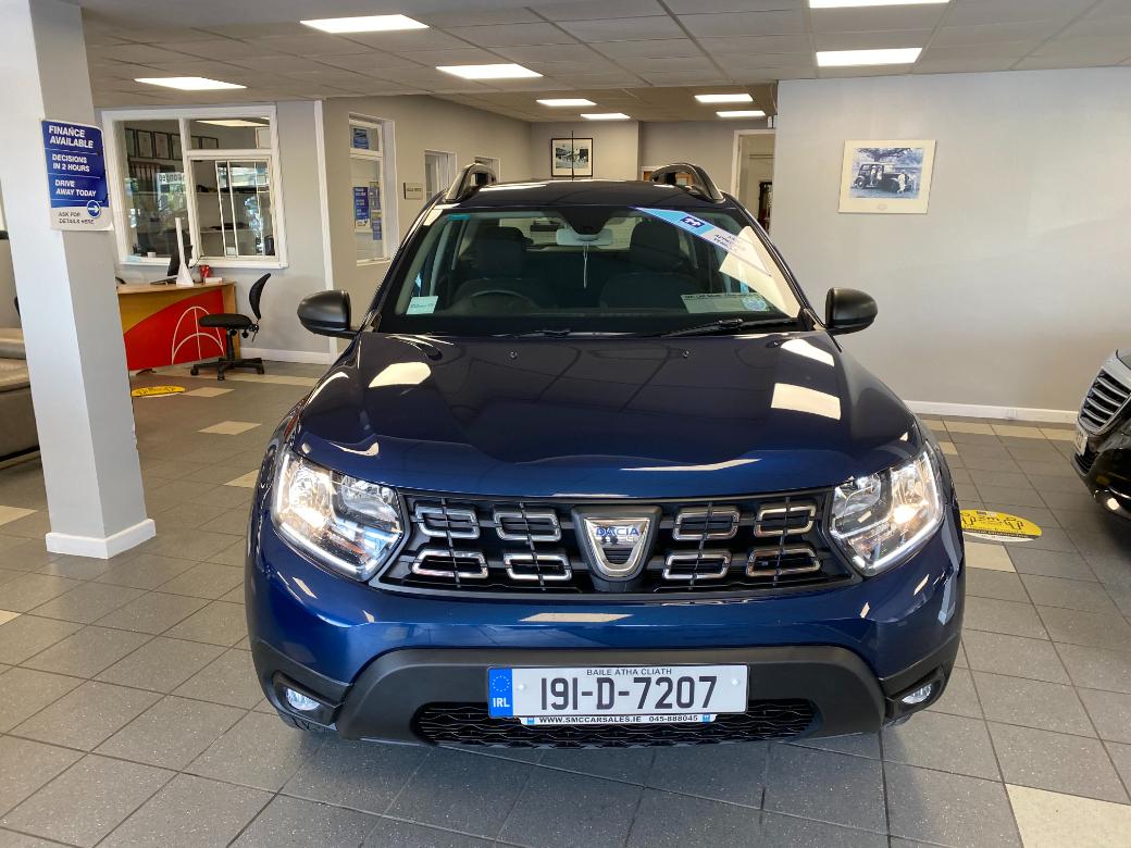 2019 Dacia Duster