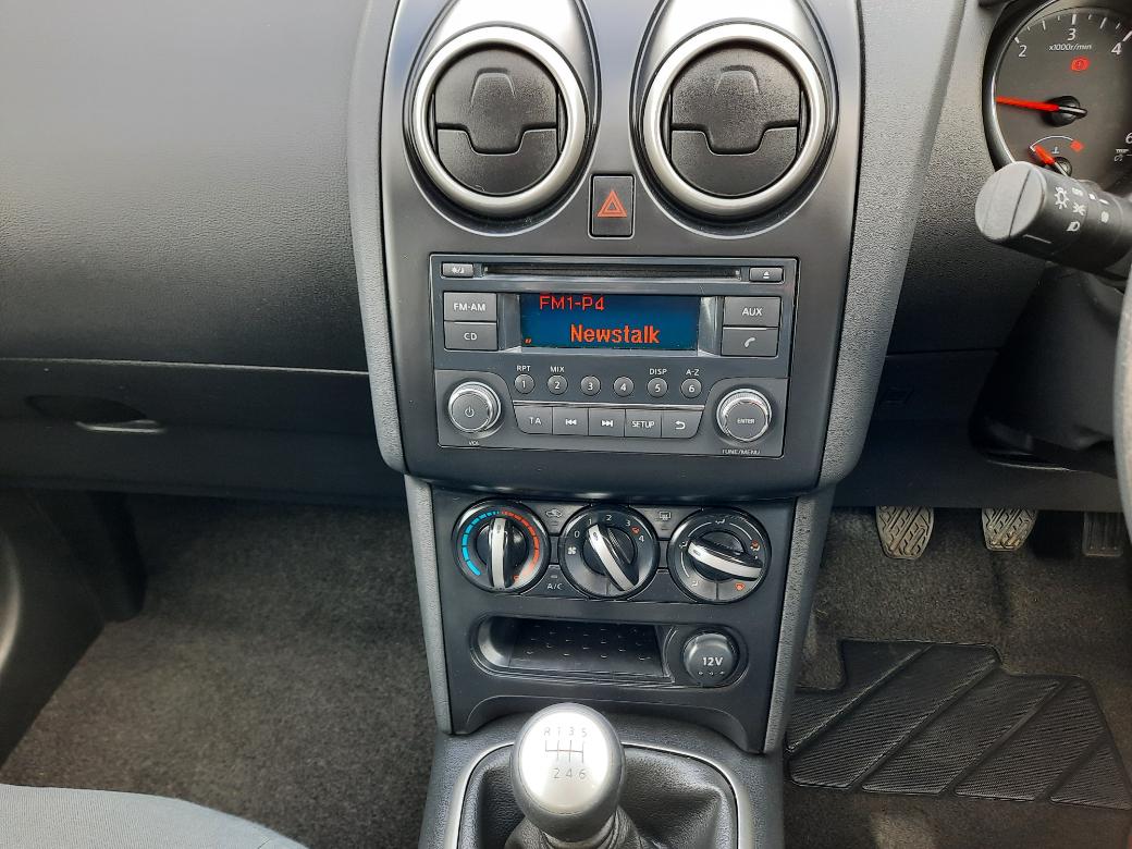 2013 Nissan Qashqai