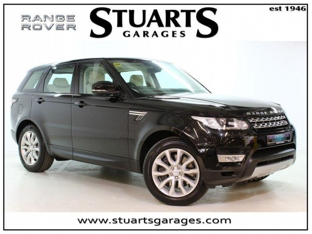 Image for 2015 Land Rover Range Rover Sport 3.0 DIESEL -HSE - Sliding Pan Roof - Full Service History -Shadow Zebrano Veneer , Full Service History