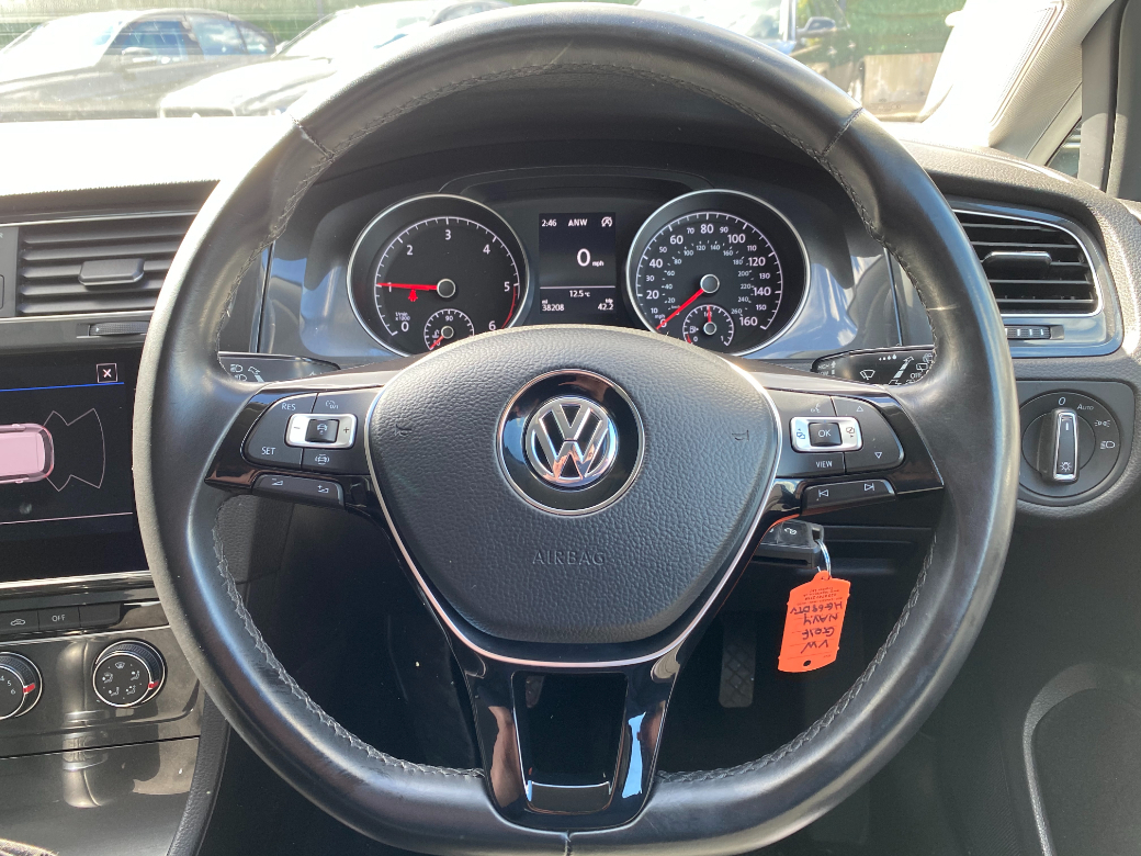 2019 Volkswagen Golf