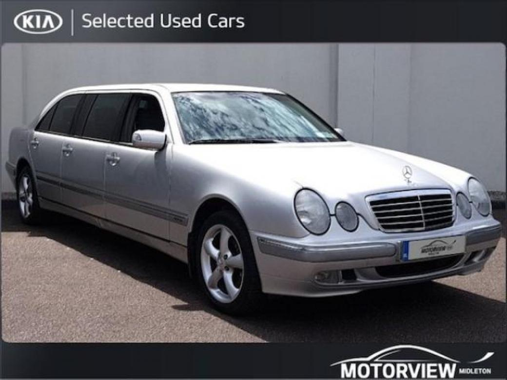 Image for 2001 Mercedes-Benz E Class Fresh NCT - stretch Limo 8 Seater stunning Condition After Only 1 Owner