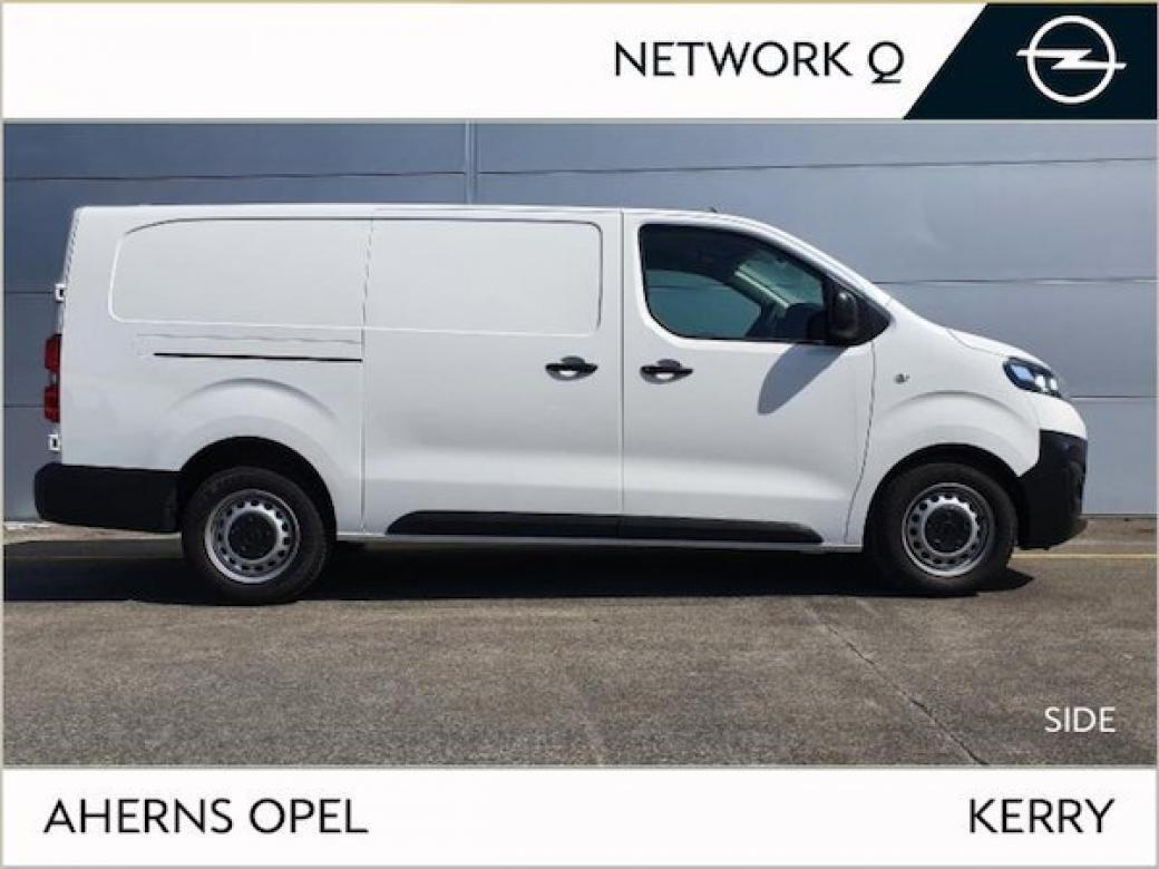 2021 Opel Vivaro