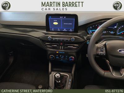 2020 Ford Focus
