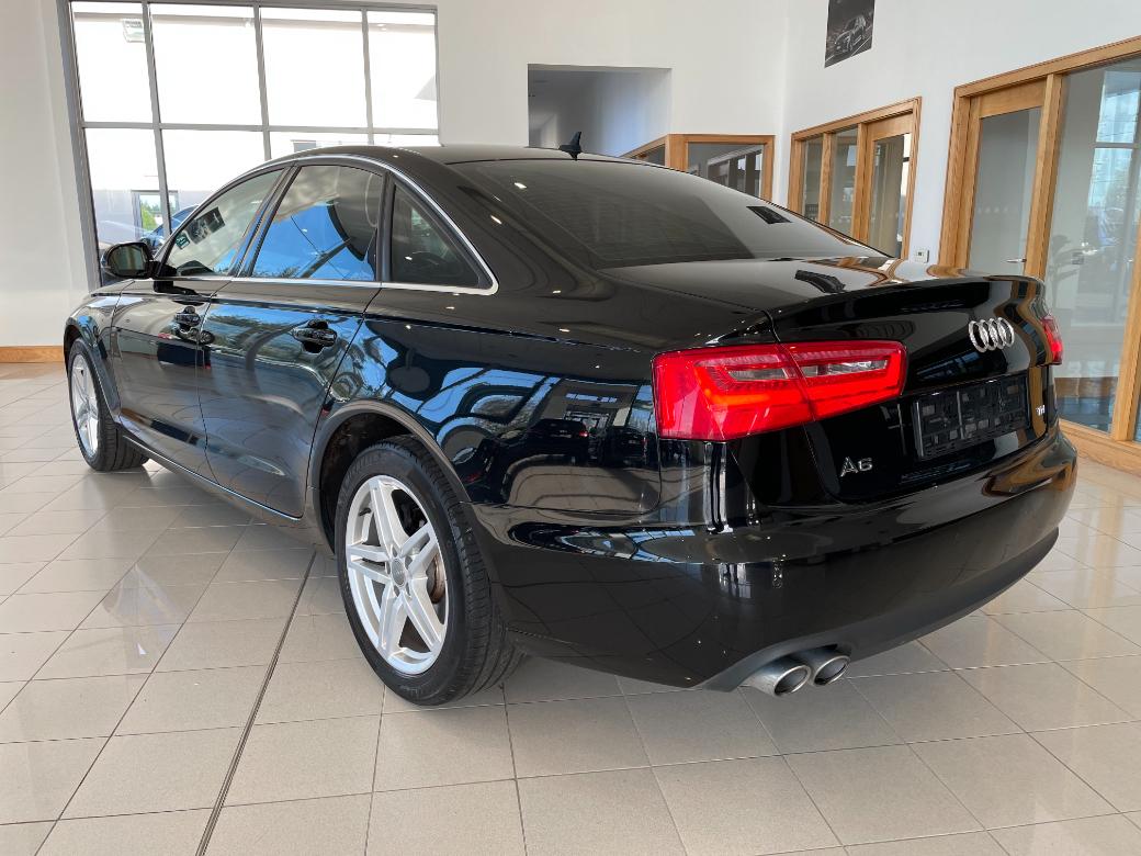 2014 Audi A6