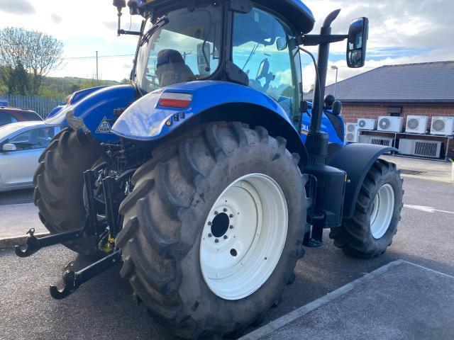2019 New Holland T7.190
