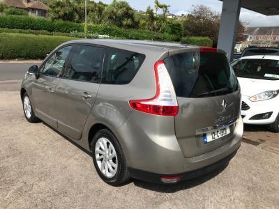 2012 Renault Scenic
