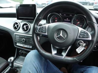 2018 Mercedes-Benz CLA Class