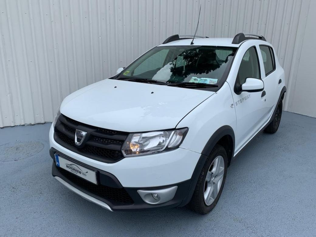 Image for 2015 Dacia Sandero Stepway Alternative 1.5 DCI 90
