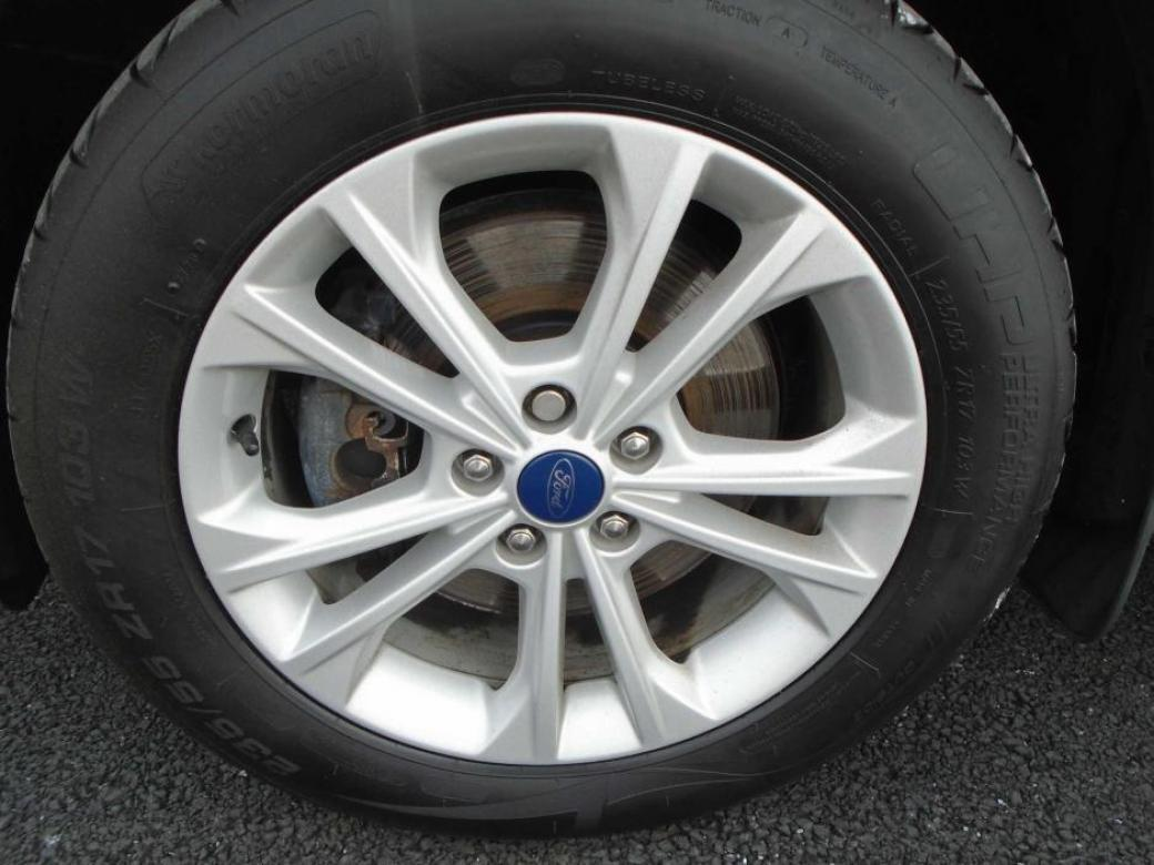 2018 Ford Kuga