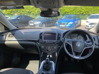 2017 Vauxhall Insignia