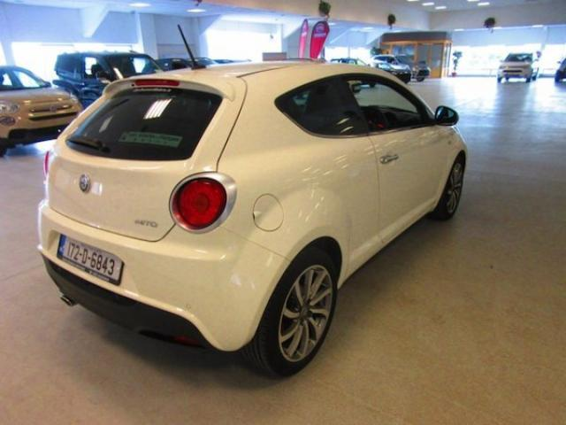 Image for 2017 Alfa Romeo Mito Super Sport T/DSL- leather Seating Heated Seats climate Control