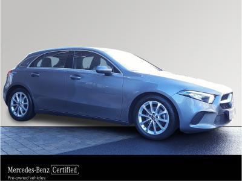 2019 Mercedes-Benz A Class